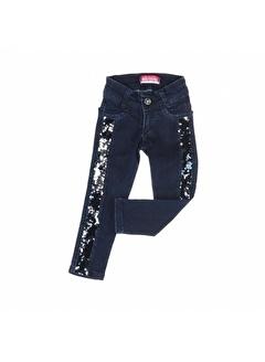 Özaytaçlar Bicirik First Likralı Kız Kot Pantolon-Siyah Bicirik First Likralı Kız Kot Pantolon-Siyah